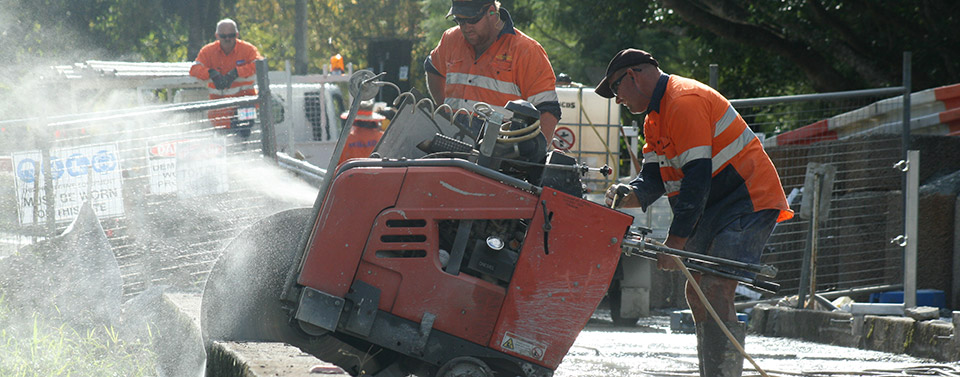 Welcome to Qld Concrete Drilling & Sawing - The Concrete Cutters