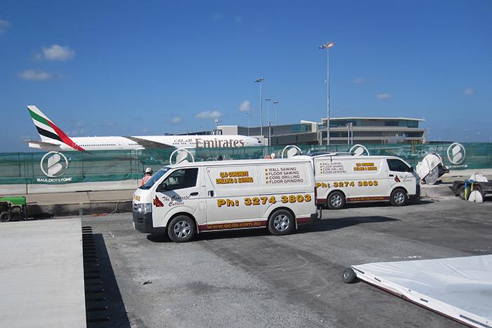 how to meet at brisbane international airport